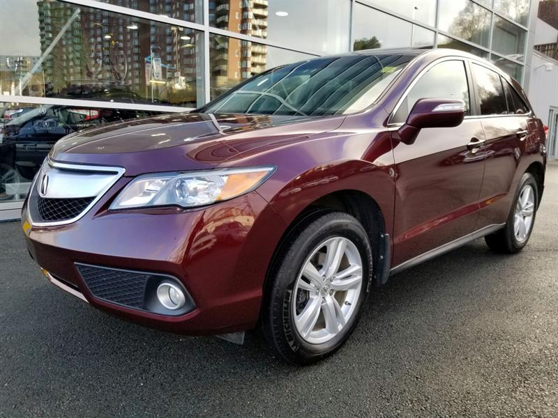 2015 Acura RDX Technology Package #84078D