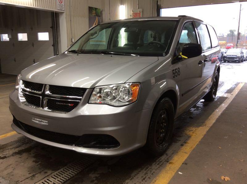 Dodge Grand Caravan 2014  SE/BON ETA* FINANCEMENT $49 SEMAINE #S2107  CarProof Free