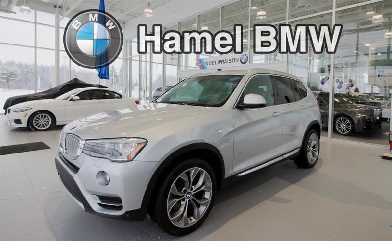 BMW X3 2016 AWD 4dr xDrive28i #19-049A