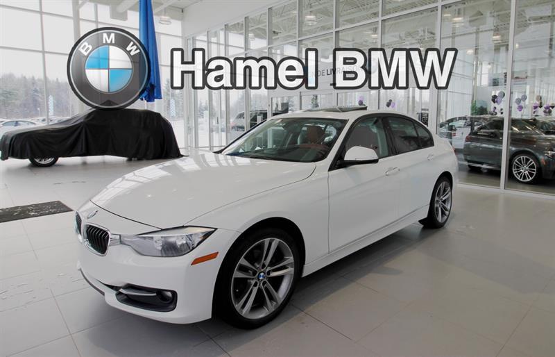 BMW 3 Series 2014 4dr Sdn 320i xDrive AWD #U18-260