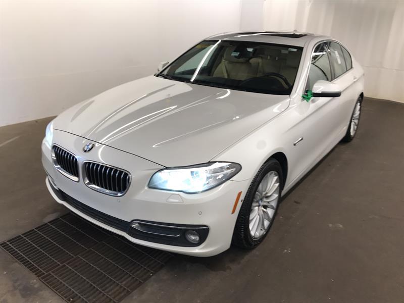 BMW 528i Xdrive 2014 FINANCEMENT MAISON $ 69 PAR SEMAINE #S2111 Carproof Free