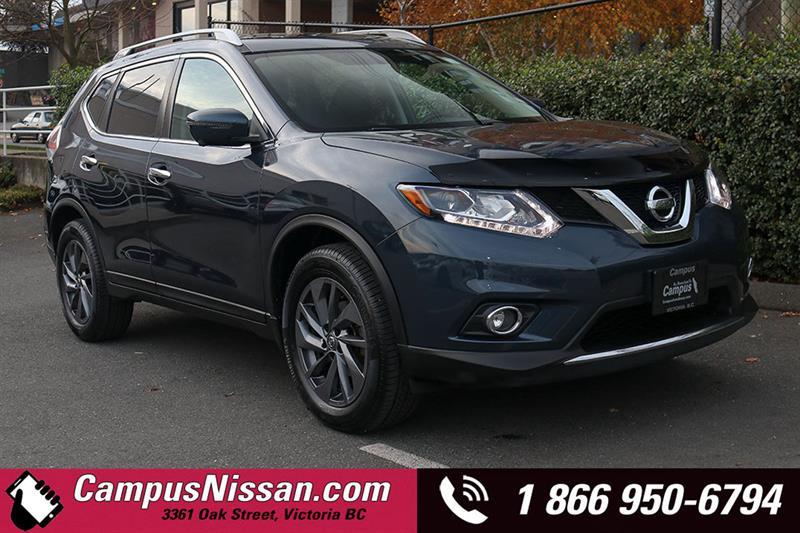 2016 Nissan Rogue | SL | AWD w/ Navigation #8-Q614A
