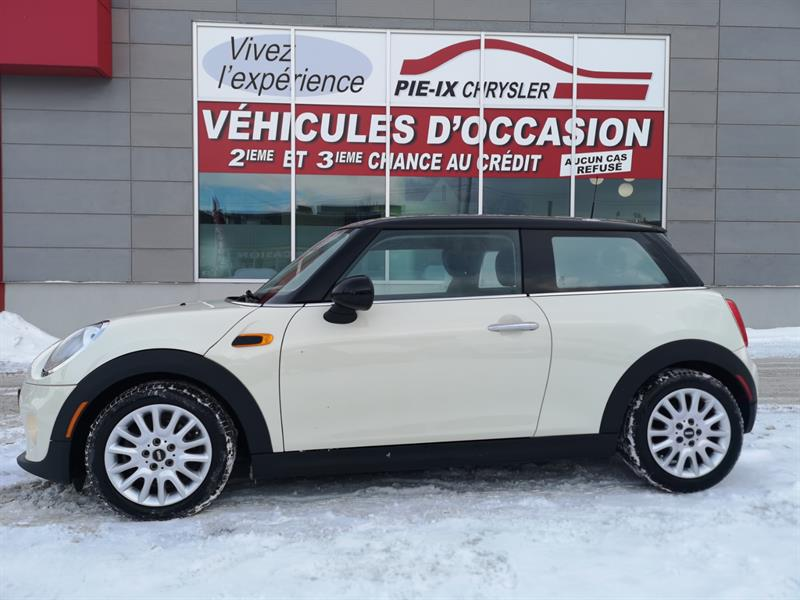 Mini Cooper Hardtop 2015 3dr HB+TOIT+CUIR+MAGS+WOW! #UD5009