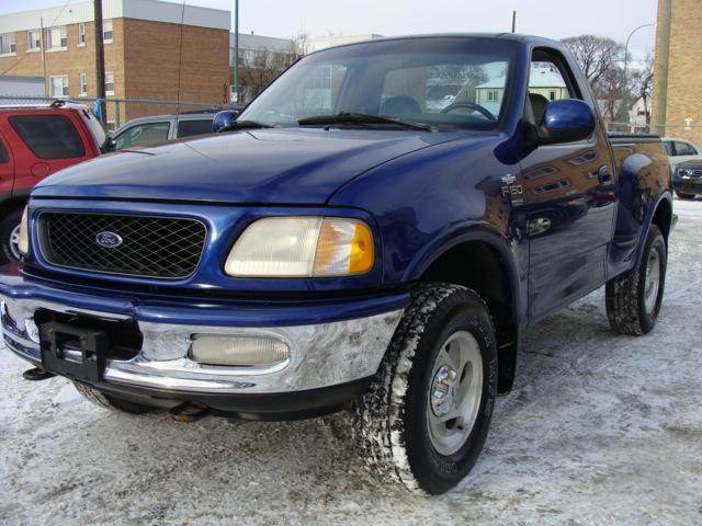 1998 Ford F-150 XLT  4X4 #1619
