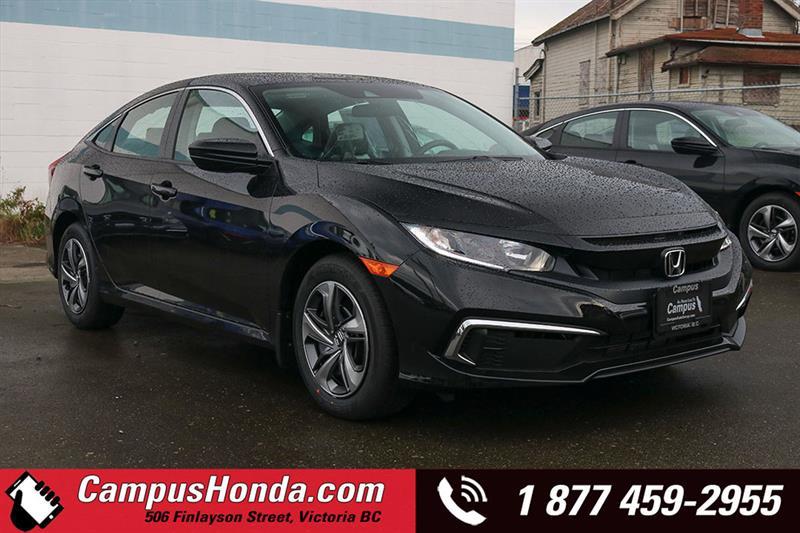 2019 Honda Civic LX #19-0114