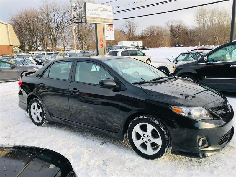 Toyota Corolla 2013 42$* Par Semaine/Financement #5221-2
