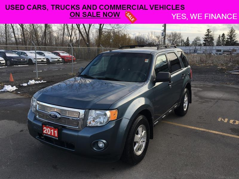 2011 Ford Escape XLT  4 X 4!!!  Ready for Winter!! #018182