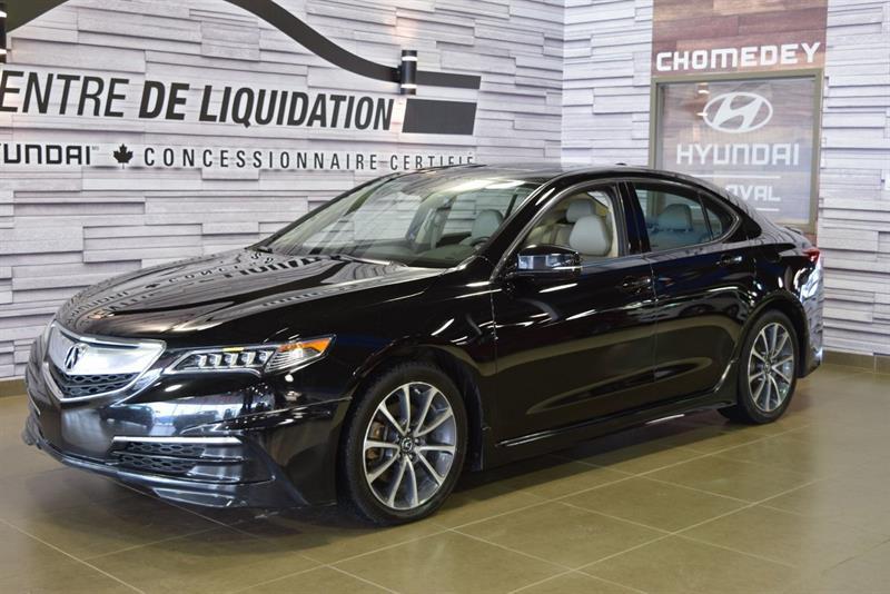 Acura TLX 2015 TECH+AWD+V6+GPS+KIT AERO PACK #S8746***L