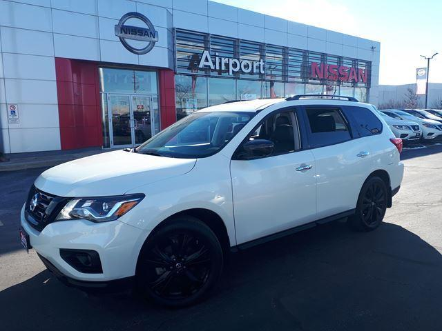 2018 Nissan Pathfinder MIDNIGHT EDITION  LOADED,LEATH #P1763