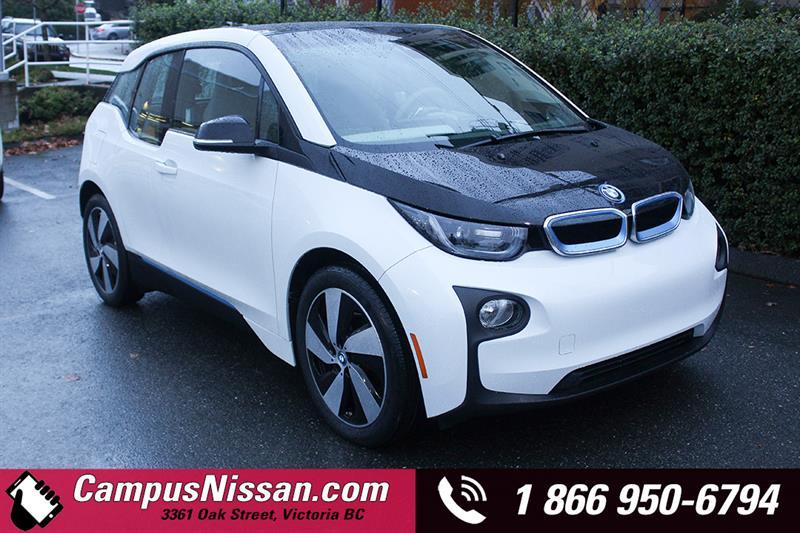 2015 BMW i3 | Giga | RWD w/ Navigation #JN3075