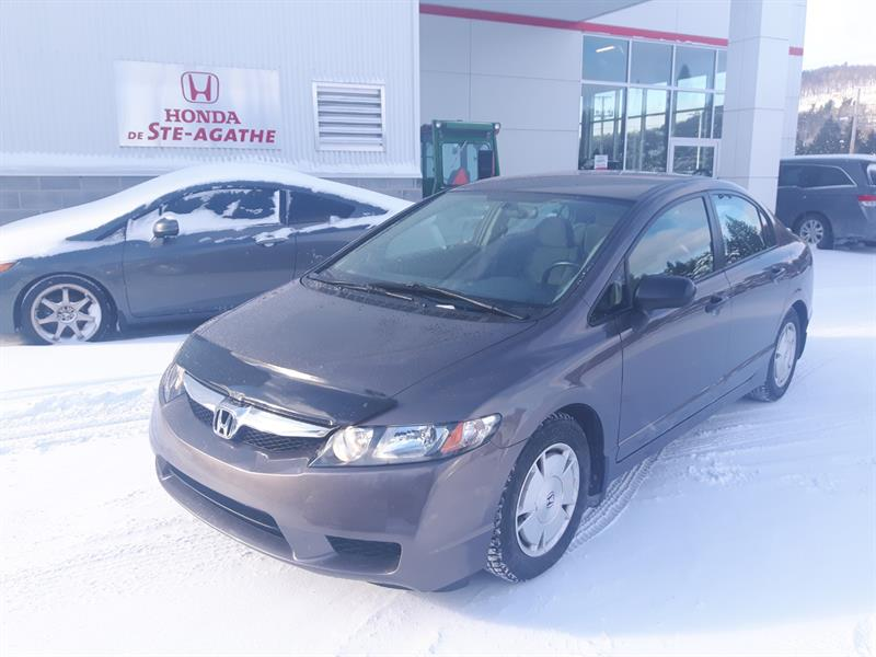 Honda Civic 2011 Auto DX-G * A/C, Cruise, 8 Pneus, 8 roues... #k020a