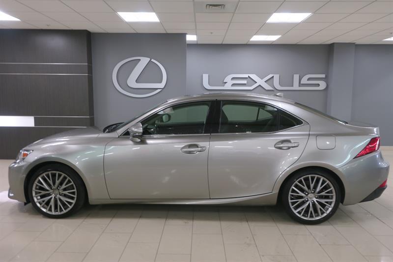 2016 Lexus IS 300 PREMIUM AWD CAMERA #14818A