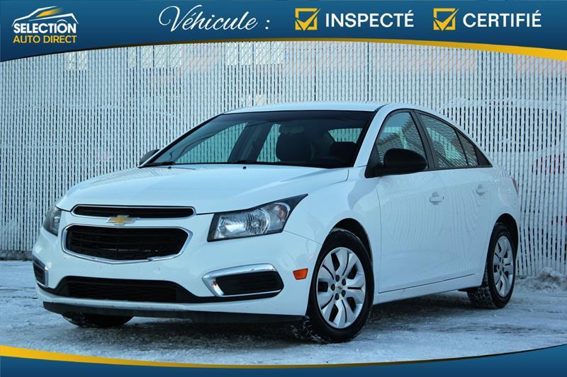 Chevrolet Cruze 2015 4dr Sdn 2LS #S210035