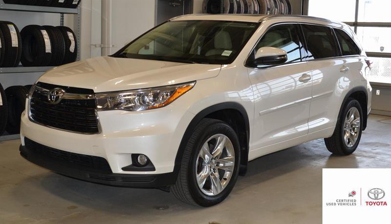 2015 Toyota Highlander Limited #P1259