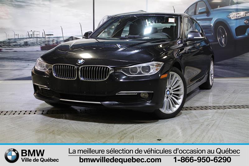 BMW 328d 2015 xDrive Sedan #U5037