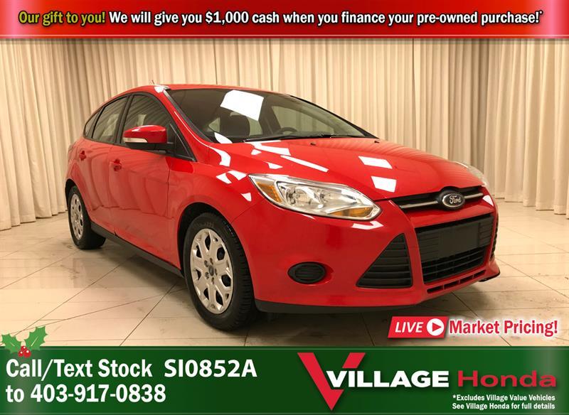2013 Ford Focus SE - Fuel Efficient  #SI0852A