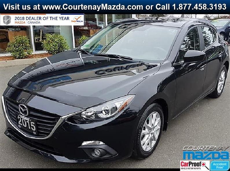2015 Mazda Mazda3 Sport GS-SKY at #P4728A