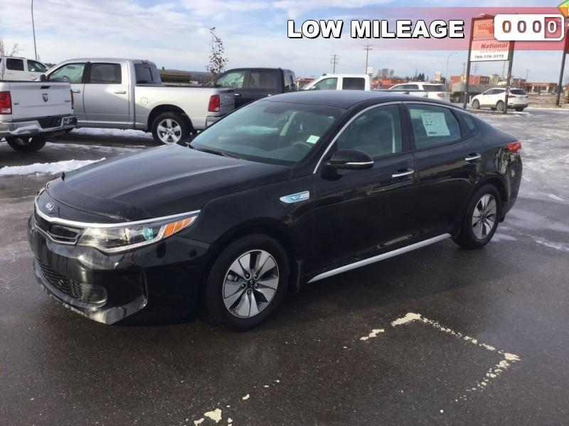 2017 Kia Optima Hybrid LX #KC014222