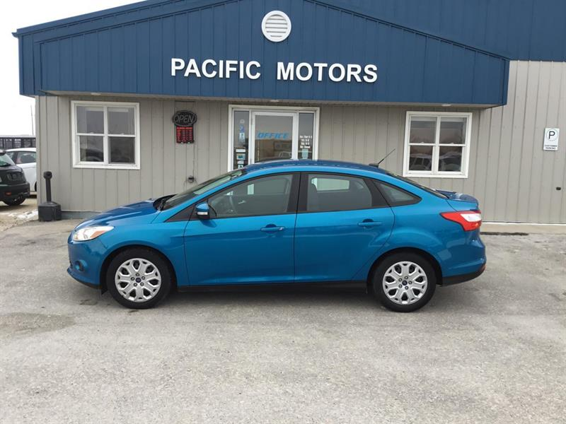 2013 Ford FOCUS SE Sedan-LOW KM-GREAT PRICE-LOW PAYMENTS #P8972