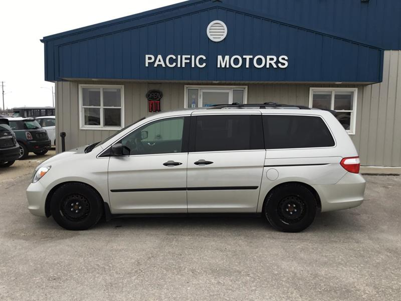 2005 Honda Odyssey LX*LOW KM*7 PASS* CLEAN CARPROOF #P8958