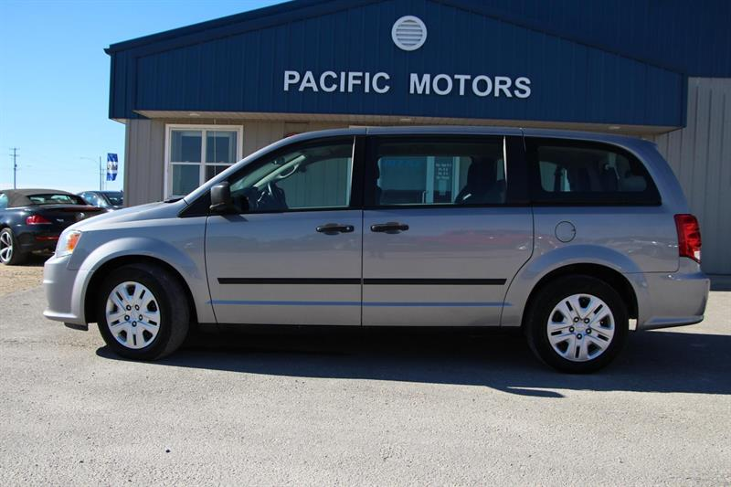 2014 Dodge Grand Caravan SE*Only $49.61wkly oac. #P8920
