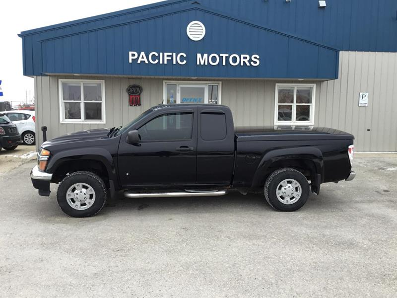 2008 Chevrolet Colorado Work Truck Ext. Cab 4WD #P8971