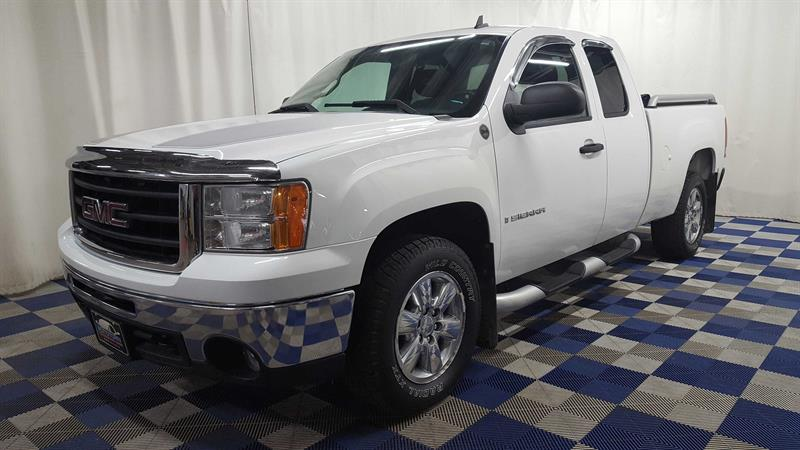 2009 GMC Sierra 1500 SLE - LOCAL TRADE!! V8 4x4!! #11JW88120A