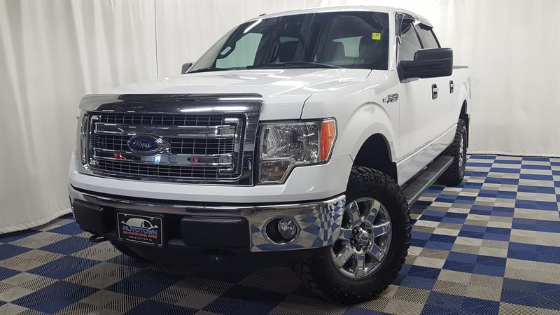 2013 Ford F-150 XLT/LIFFTED/ WRANGLER TIRES #15SW05504A