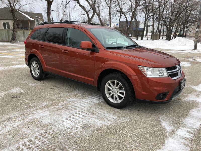 2013 Dodge Journey SXT/Crew Command Start/ New Brakes/New Tires/Roof