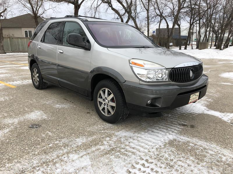 2005 Buick Rendezvous CX Plus AWD/Alloys/Nice Tires/New Brakes #9741.0