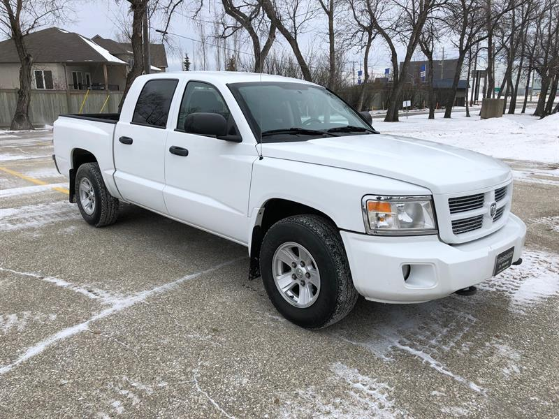 2011 Dodge Dakota SXT Alloys/Crew Cab/LINEX/Power seat #9718.0