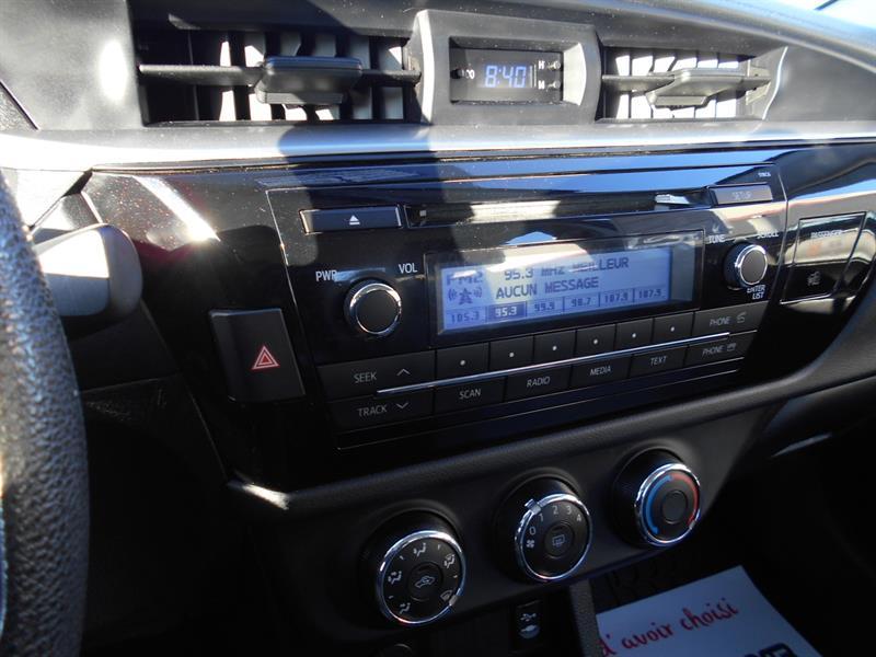 toyota Corolla 2014 - 14