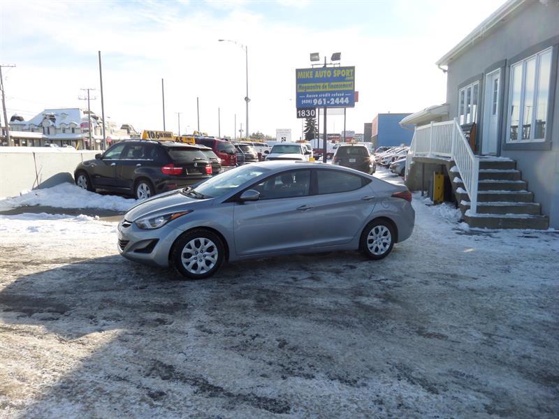 Hyundai Elantra 2015 4dr Sdn