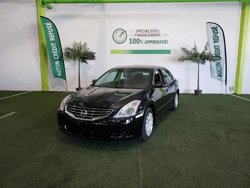 Nissan Altima 2012 4dr Sdn I4 2.5 S #2361-07