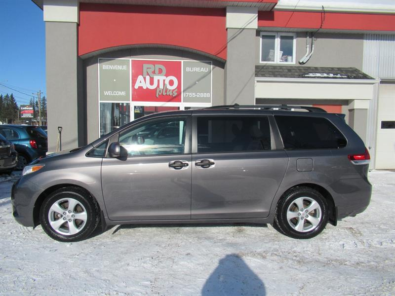 Toyota Sienna 2011 5dr V6 7-Pass FWD #10119