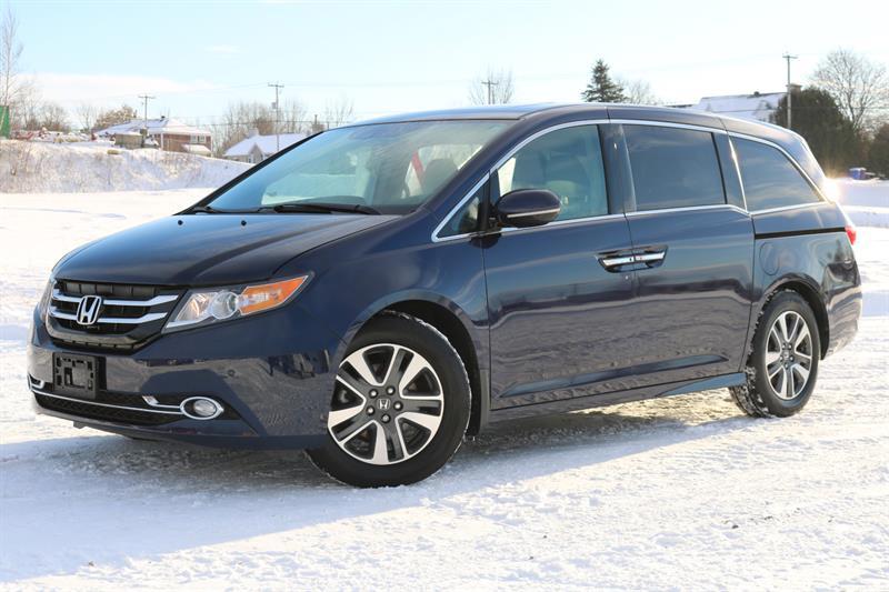 Honda Odyssey 2017 Touring Élite #181194