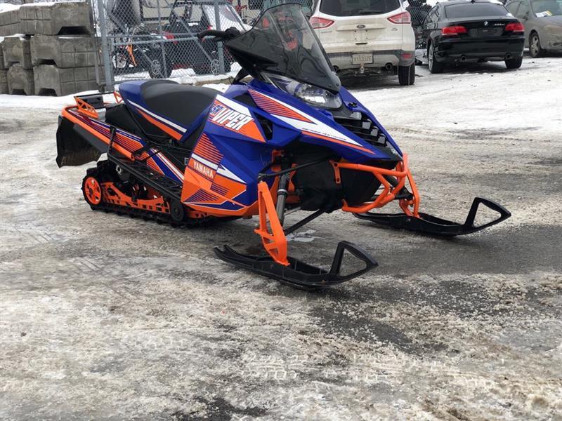Yamaha SRViper L-TX 2015