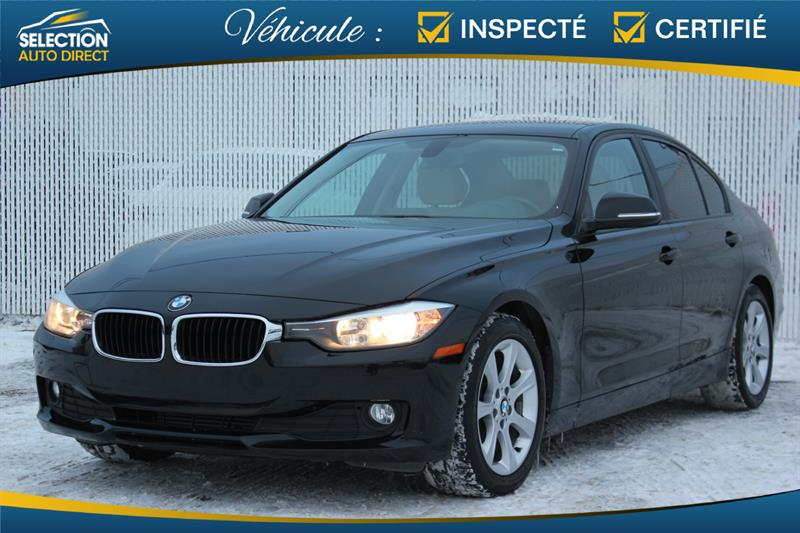 BMW 3 Series 2013 4dr Sdn 320i RWD #S461424