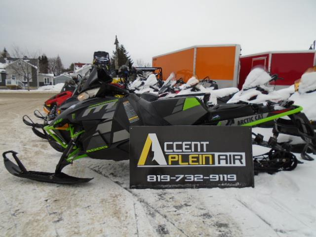Arctic Cat M 8000 2017