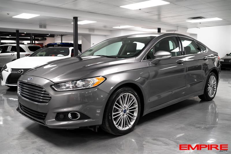 2014 Ford Fusion SE AWD 4X4 CUIR TOIT  #A6951
