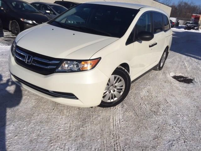 Honda Odyssey 2014 LX #U1392