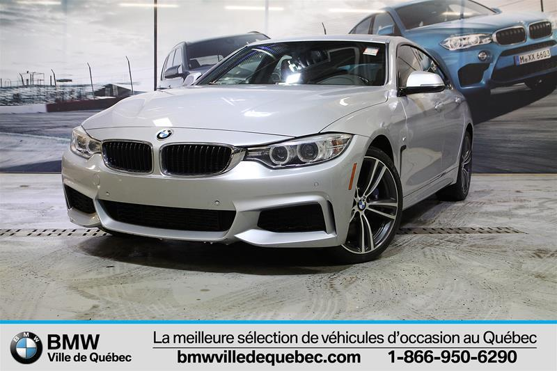 BMW 435i 2015 xDrive Gran Coupe #U5053