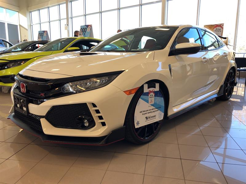 2018 Honda Civic Type R - #23058