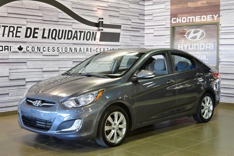 2012 Hyundai Accent GLS TOIT+MAGS #S8760***L
