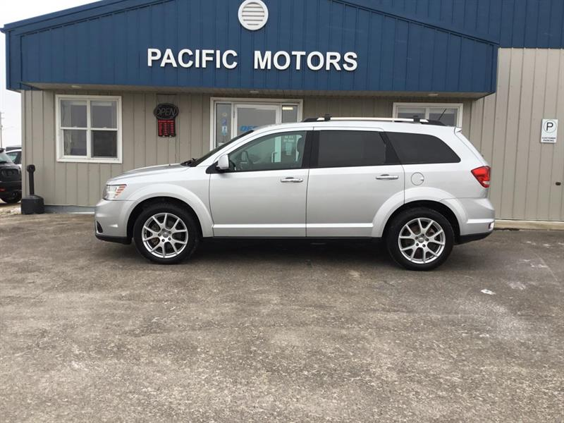 2014 Dodge Journey R/T*AWD*COMMAND START*FINANCING AVAILABLE* #P8968