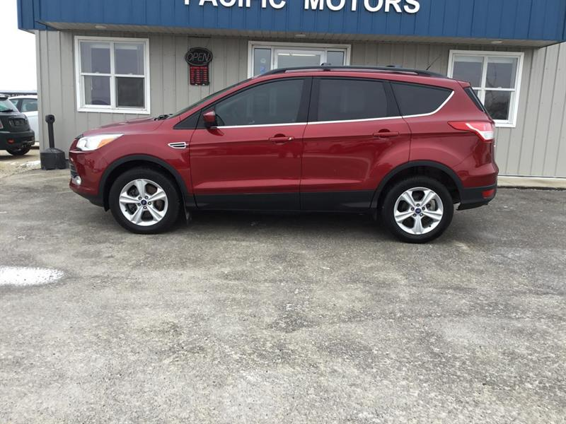 2013 Ford Escape SE*4WD*BLUETOOTH*SIRIUS*LOW PAYMENTS #P8933