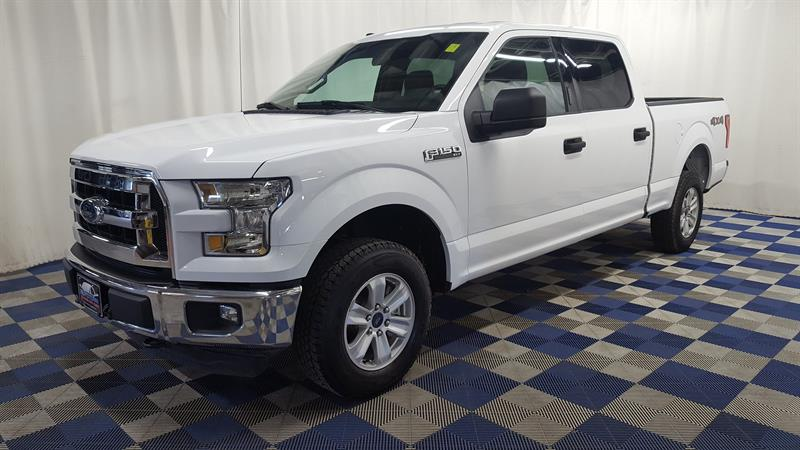 2017 Ford F-150 XL/LOW KMS/BACK UP CAMERA #J17FF35610