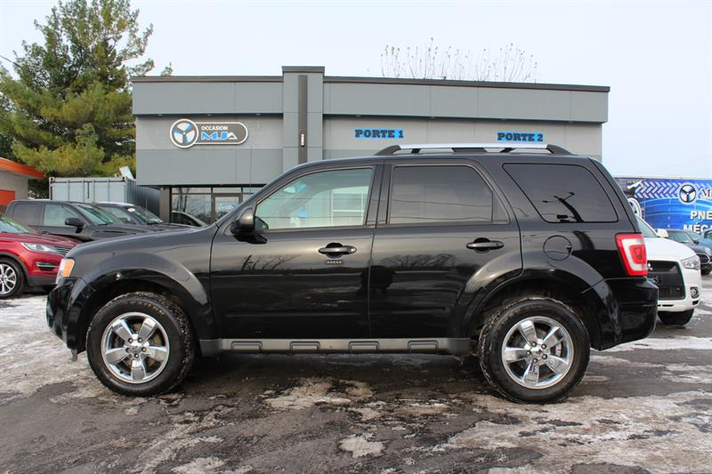 Ford Escape 2011 LIMITED #A6462