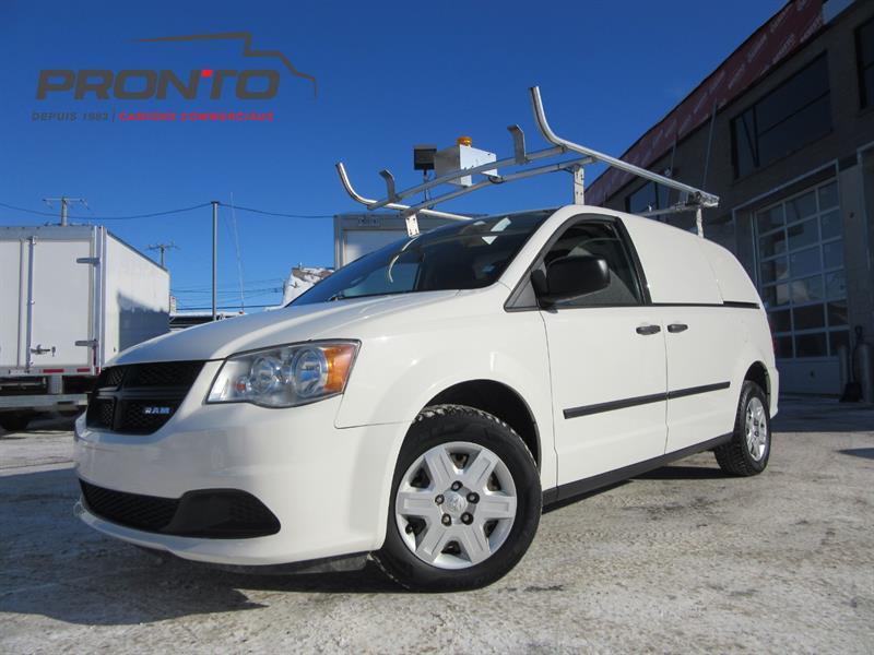 Ram Cargo Van 2012 CARGO C/V ** Voir équipement ** #1503