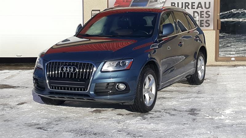 Audi Q5 2015 3.0T PROGRESSIV, QUATTRO #6307